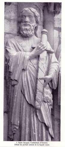 Saint Jacques à l'épée