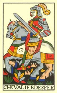chevalier d'épée