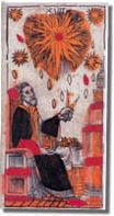 tarot Vieville, le Maitre de l'oeuvre