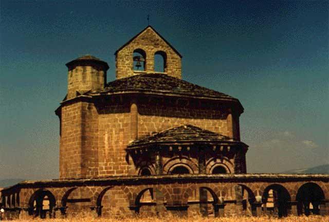 Eunate, chapelle octogonale