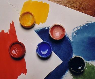 tarot Noblet restauration JC Flornoy, couleurs