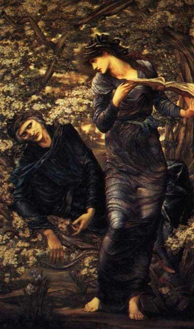 Merlin et Vivianne