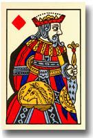 roi de carreau