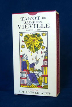 Tarot de Jacques Viéville
