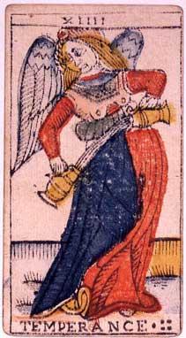 Tarot de Jean Dodal, Temperance