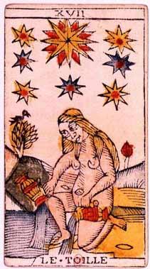 Tarot de Jean Dodal, Letoille