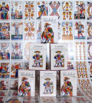 Jean NOBLET Tarot